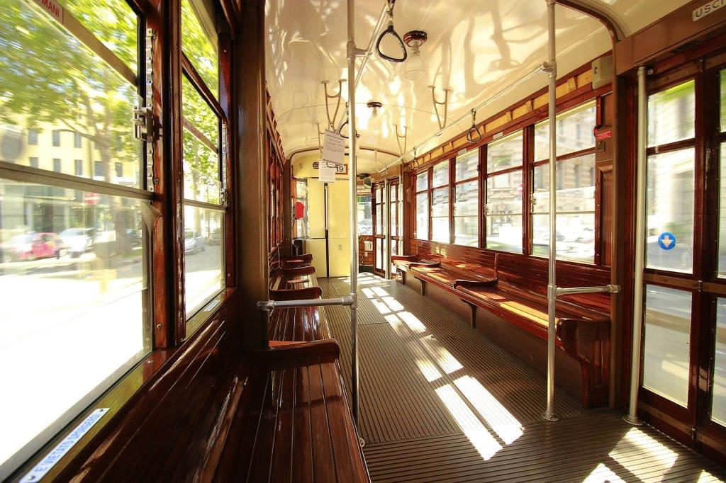 Milano e le suggestioni del tram